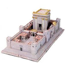 temple 2nd model